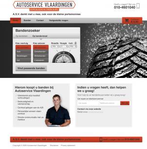 Autoservice Vlaardingen banden webshop